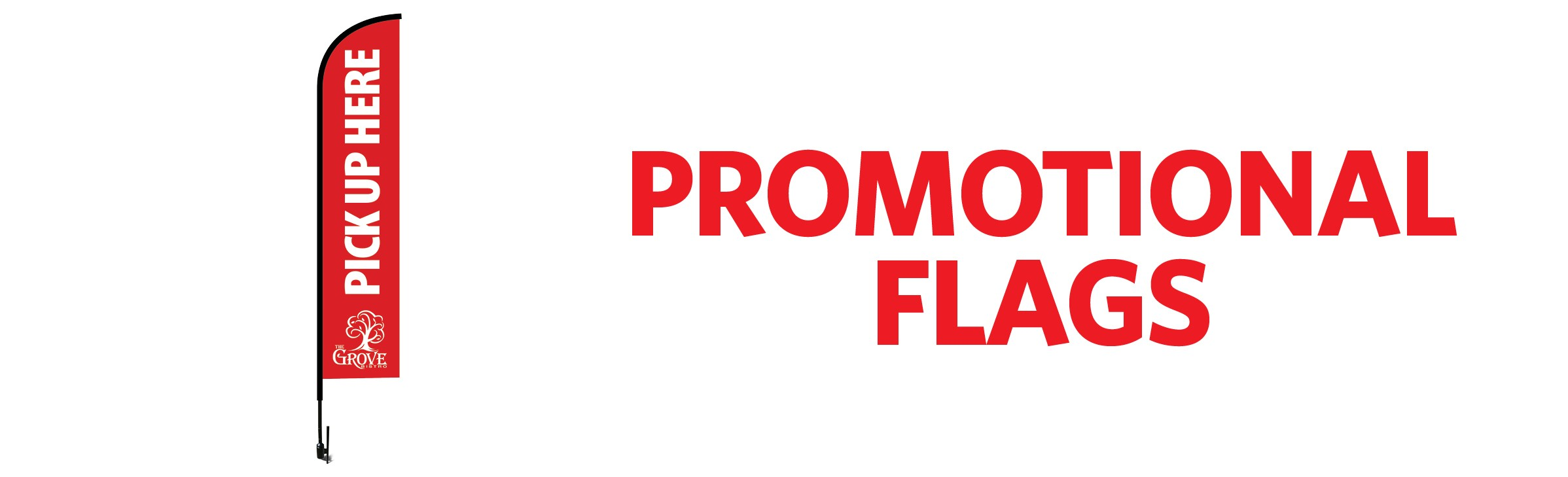 Promotional Flags & Accessories