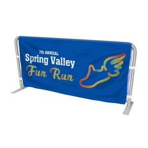 9 ft. Outdoor Universal-Fit Barricade Banner